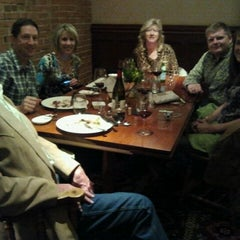 Photo taken at Mahogany Grill by Patti B. on 5/4/2012