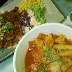 Photo taken at Kim Ga Nae by Angela D. on 11/11/2011