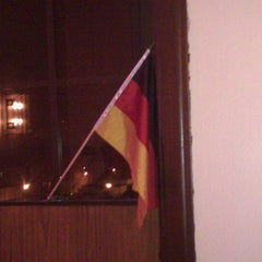 Photo taken at DANK Haus German American Cultural Center by Laurence W. on 3/23/2012