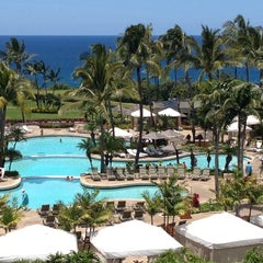 Photo taken at The Ritz-Carlton, Kapalua by Jeff C. on 5/16/2012