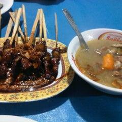 Photo taken at Pasar Ampera, Jakarta Timur by Hapsoh N. on 12/19/2011