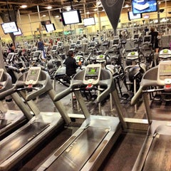 Photo taken at 24 Hour Fitness by ImNotAngie on 8/1/2012