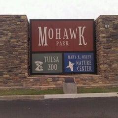 Photo taken at Tulsa Zoo by Joe K. on 5/20/2012