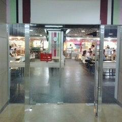 Photo taken at Foodcourt Menara Kuningan by Grace A. on 6/13/2012