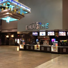 Photo taken at Emagine Woodhaven by Lewis H. on 6/13/2012
