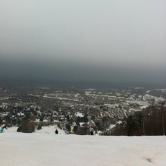 Photo taken at Peak of the Mountain by Walter P. on 12/31/2010