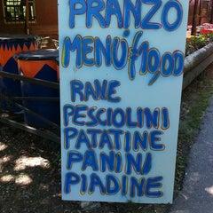 Photo taken at La Baracca by Antonella F. on 6/25/2011