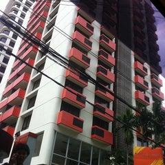 Photo taken at Bandara Suites Silom by Alison C. on 10/4/2011