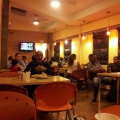 Photo taken at Doraditos by Lorenzo N. on 11/19/2011