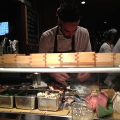 Photo taken at Uchi by Todd S. on 6/22/2012