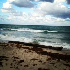 Photo taken at Highland Beach by Paul F. on 6/18/2012