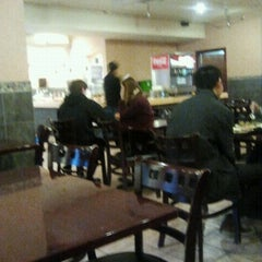 Photo taken at Big Bowl Noodle House by Tabitha A. on 1/8/2012
