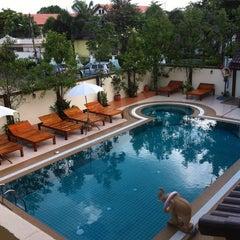 Photo taken at Chan Resort by Namaob J. on 10/27/2011