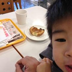 Photo taken at ミスタードーナツ JR熊本ショップ by Kazuki S. on 1/3/2012