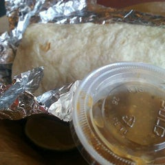 Photo taken at Qdoba Mexican Grill by michael c. on 8/25/2011