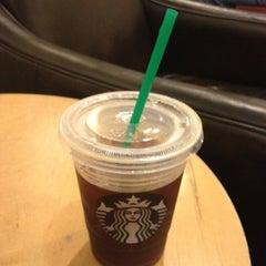 Photo taken at Starbucks by Tyler R. on 3/30/2012
