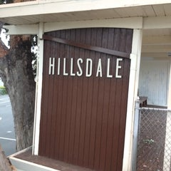 Photo taken at Hillsdale Caltrain Station by David L. on 7/9/2012