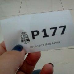 Photo taken at BPI Alabang Ayala Life by Pasaway J. on 12/12/2011