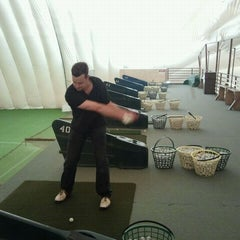 Photo taken at Braemar Golf Dome by Jim L. on 3/19/2011