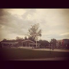Photo taken at Lapangan Merdeka by ®€@£ . on 11/15/2011
