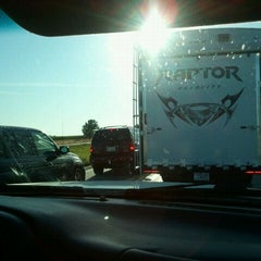 Photo taken at I80 West by Bobbie C. on 9/11/2011