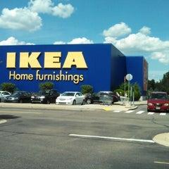 Photo taken at IKEA by Joey B. on 8/19/2012