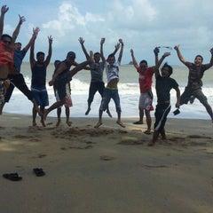 Photo taken at Ramunia Beach Resort @ Teluk Ramunia by Fahmie M. on 1/3/2012