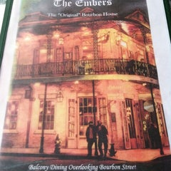 "Photo taken at Embers ""Original"" Bourbon House by j0hnny r. on 9/2/2011"