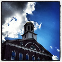 Photo taken at Faneuil Hall Marketplace by Kurtis B. on 6/28/2012