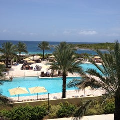 Photo taken at Santa Barbara Beach & Golf Resort Curaçao by Jonathan D. on 4/25/2012
