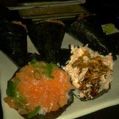 Photo taken at Niwa Sushi by Douglas H. on 8/5/2012