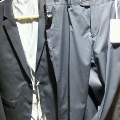 Photo taken at Zara by kevin s. on 2/10/2012