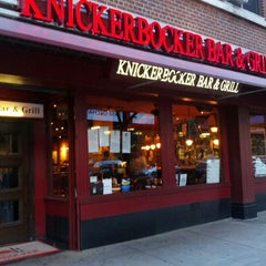 Photo taken at Knickerbocker Bar & Grill by Enzo M. on 6/16/2012