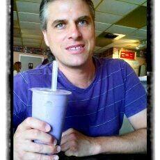 Photo taken at Frosty's Café by Abigail G. on 6/21/2012