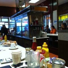 Photo taken at David's Delicatessen & Restaurant by Sharon B. on 9/17/2011