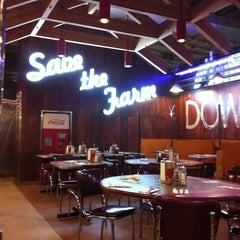 Photo taken at Down Home Diner by Aggie Y. on 4/7/2012