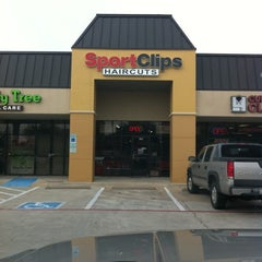 Photo taken at SportClips by Eric A. on 1/12/2011