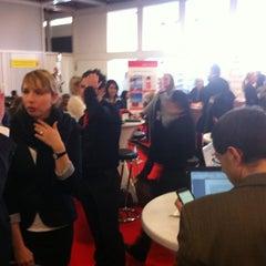 Photo taken at Wilde & Partner Medienlounge by Monica Z. on 3/7/2012