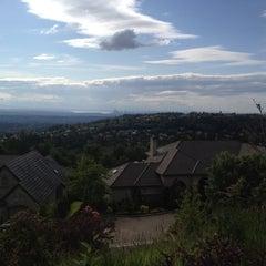 Photo taken at Cougar Mountain City View by David M. on 6/4/2012