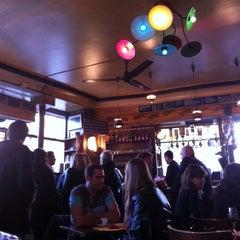 Photo taken at Chez Prune by Lorenzo on 11/13/2011