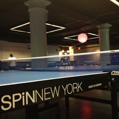 Photo taken at SPiN New York by Mike B. on 8/12/2012