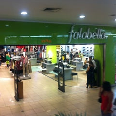 Photo taken at Falabella by Jeronimo R. on 1/20/2012