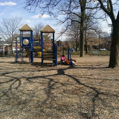 Photo taken at Bracket Park by Jose T. on 3/30/2011