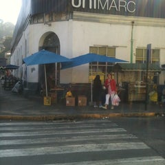 Photo taken at Unimarc by Cristian C. on 12/29/2011