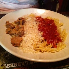 Photo taken at The Old Spaghetti Factory by Kayla G. on 9/3/2011