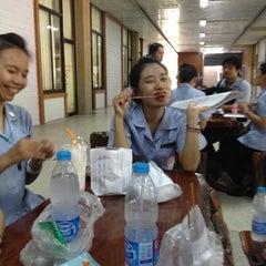 Photo taken at คณะพยาบาลศาสตร์ วิทยาลัยเชียงราย by *::tuck::* on 6/11/2012