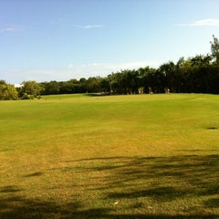 Photo taken at El Manglar Golf Course by Jorge R. on 8/26/2012