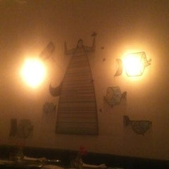 Photo taken at ORYZA Restaurante by Pedro P. on 3/4/2012