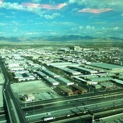 Photo taken at Delano Las Vegas by Dustin C. on 7/20/2012