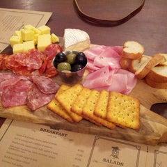 Photo taken at L'USINE: Et la Cafeteria de L'Usine by Lindsay L. on 7/12/2012